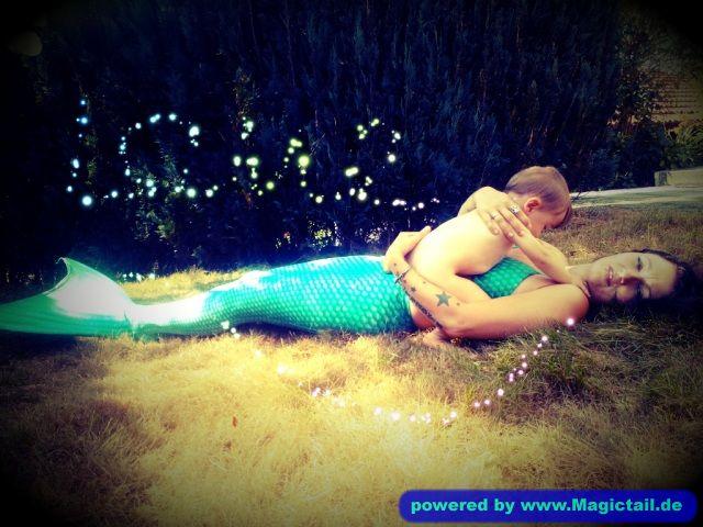 Eileen, Mermaid Motherhood:Love between mother and child-Eileen S.