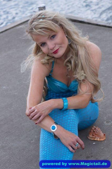 Little Mermaid:Arielle in blond ;-) -LGLE79
