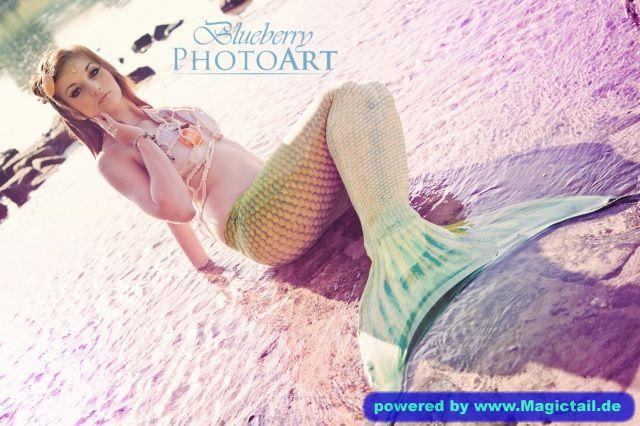 Mermaid Fotoshooting :1-Mikmuk