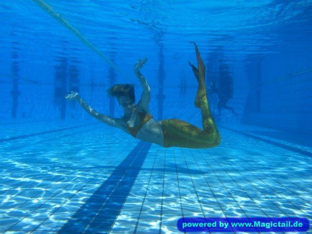 Meerjungfrau Nanny:Das mag ich voll -pauli2005