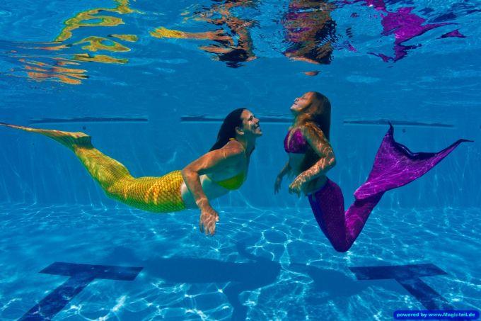 Magictail :H2O und Sirene-Magictail