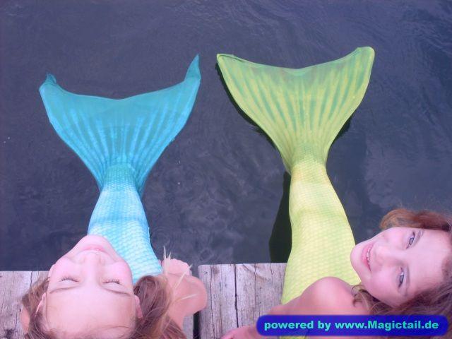 Meine Meerjungfrauen:Sonnennixen-kirsten