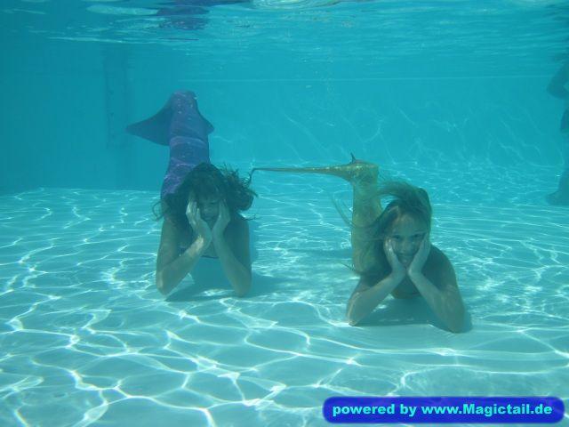 Meine Meerjungfrauen:Relax!-kirsten