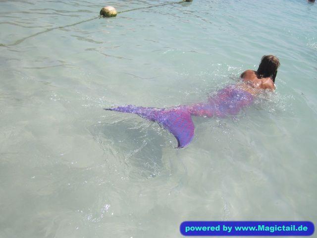 Meine Meerjungfrauen:Im Meer-kirsten