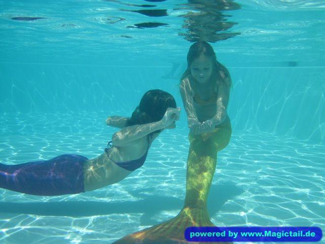 Meine Meerjungfrauen:schau mal!-kirsten