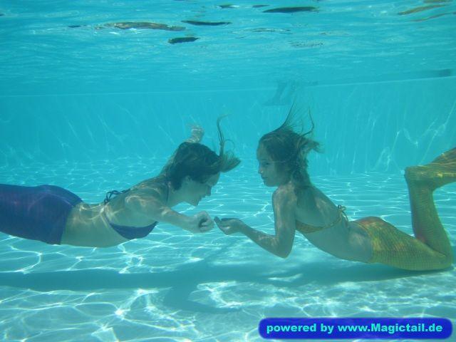 Meine Meerjungfrauen:Boa!-kirsten